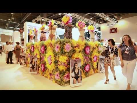 MODE CITY Paris - Lingerie & Swimwear Trade Show -  July 2013