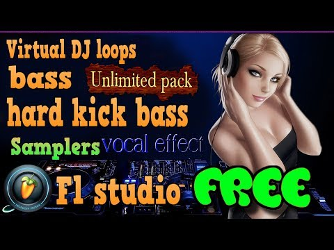 how to download sampler for virtual dj