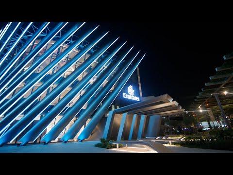 The Emirates Pavilion | Expo 2020 Dubai | Emirates Airline