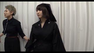 【HD】まおきゅんと百花の不思議な絡みを少しまとまました! NMB48 NMB ...