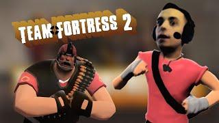 TEAM FORTRESS 2 SE VRNUO! :D