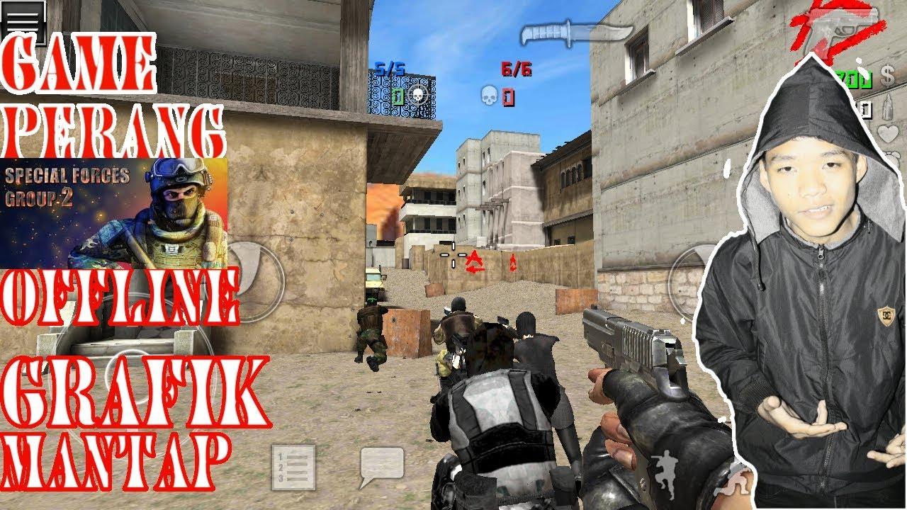 Game Offline Perang Multiplayer Grafik Mantap Youtube