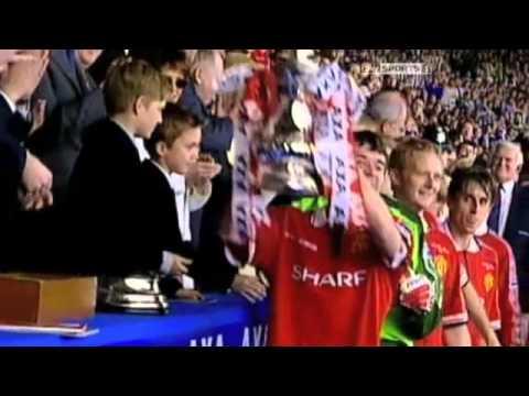 Manchester Utd Treble 1999