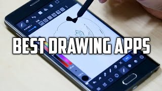 Top 5 Best Free Drawing Apps For Mobile Phones Youtube