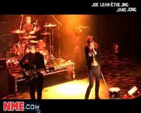NME Video: Joe Lean and the Jing Jang Jong  live