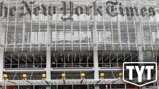 NYT Continues To Hide Behind Neutrality