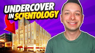 Kicked Out of Scientology While Undercover | LIVE FOOTAGE!