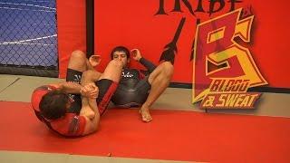 Болевые на ноги из стойки для грэпплинга и MMA | Leg lockes from feet MMA grappling