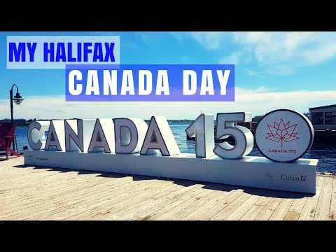 Canada Day 150 - My Halifax - Things To Do In Halifax
