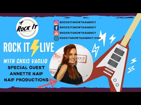 ROCK IT LIVE | Annette Naif | Event Planner