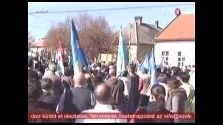 A székely autonómia ellen lépett fel a Hargita megyei prefektus Thumbnail