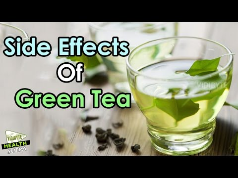 8 Side Effects of Green Tea you should be aware of || Health Tips