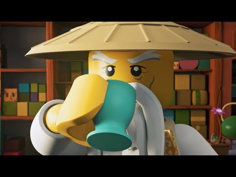 Wu's Teas  LEGO NINJAGO  Full Length Episode