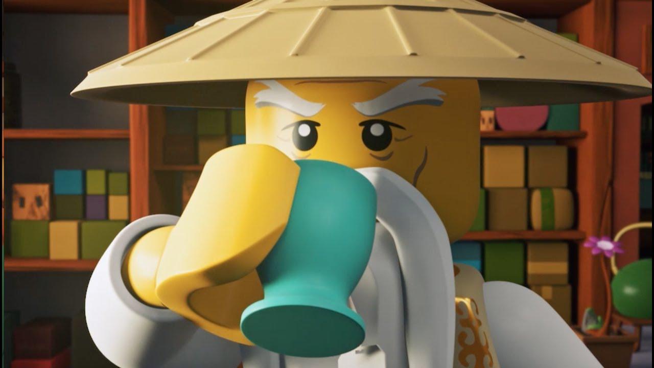 Wus Teas  LEGO NINJAGO  Full Length Episode  YouTube