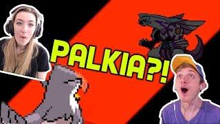 OH MY PALKIA!   Pokemon Black 2 and White 2 Randomizer Nuzlocke Co-Op   #12