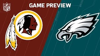 Redskins vs. Eagles (Week 14 Preview) | Around the NFL Podcast | NFL