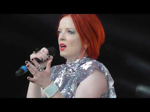 garbage, live, 7 July 2017, Santa Barbara (CA), Part 1, No Horses