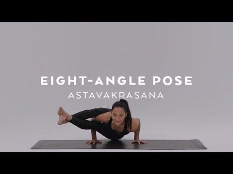 How to do Eight-Angle Pose | Astavakrasana Tutorial with Briohny Smyth