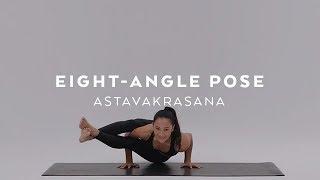 How to do Eight-Angle Pose   Astavakrasana Tutorial with Briohny Smyth