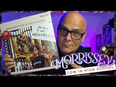 """Morrissey """"Low In High School"""" Vinyl First Play Mp3"""