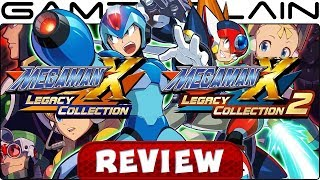Mega Man X Legacy Collection 1 & 2 - REVIEW (Nintendo Switch)