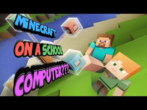 How To Get MEE (Minecraft Education Edition) On A School Computer 100% Legit (Working 2020)