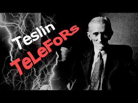 NIKOLA TESLA bio u kućnom pritvoru zbog TELEFORSA ?