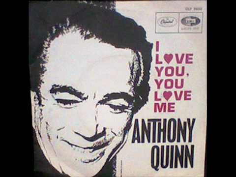Anthony  Quinn  Sometimes Harold Spina