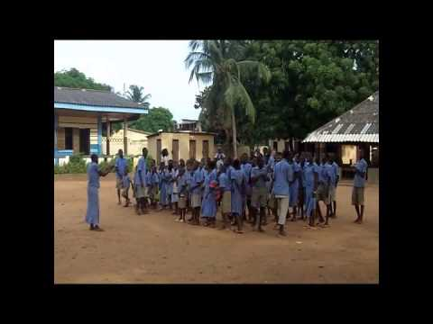Togo Assemblies of God School for the Deaf in Lomé, Togo
