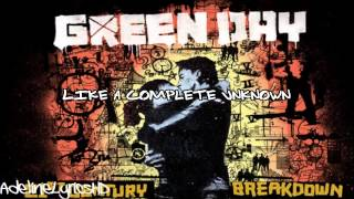 Green Day - Like A Rolling Stone (Bob Dylan Cover) - Lyrics
