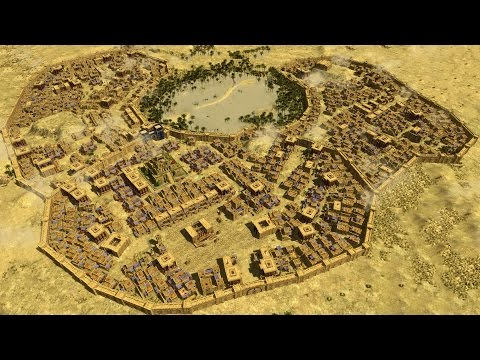THE PERSIAN EMPIRE - 0 A.D. Empires Ascendant [4K Gameplay]