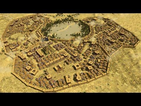THE PERSIAN EMPIRE - 0 A.D. Empires Ascendant [4K Gameplay]