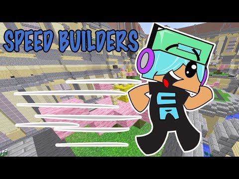 Speedy!! Minecraft Speed Builders Game / Gamer Chad