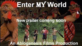 Enter My World - Official Teaser - Folk Era Fiction Film