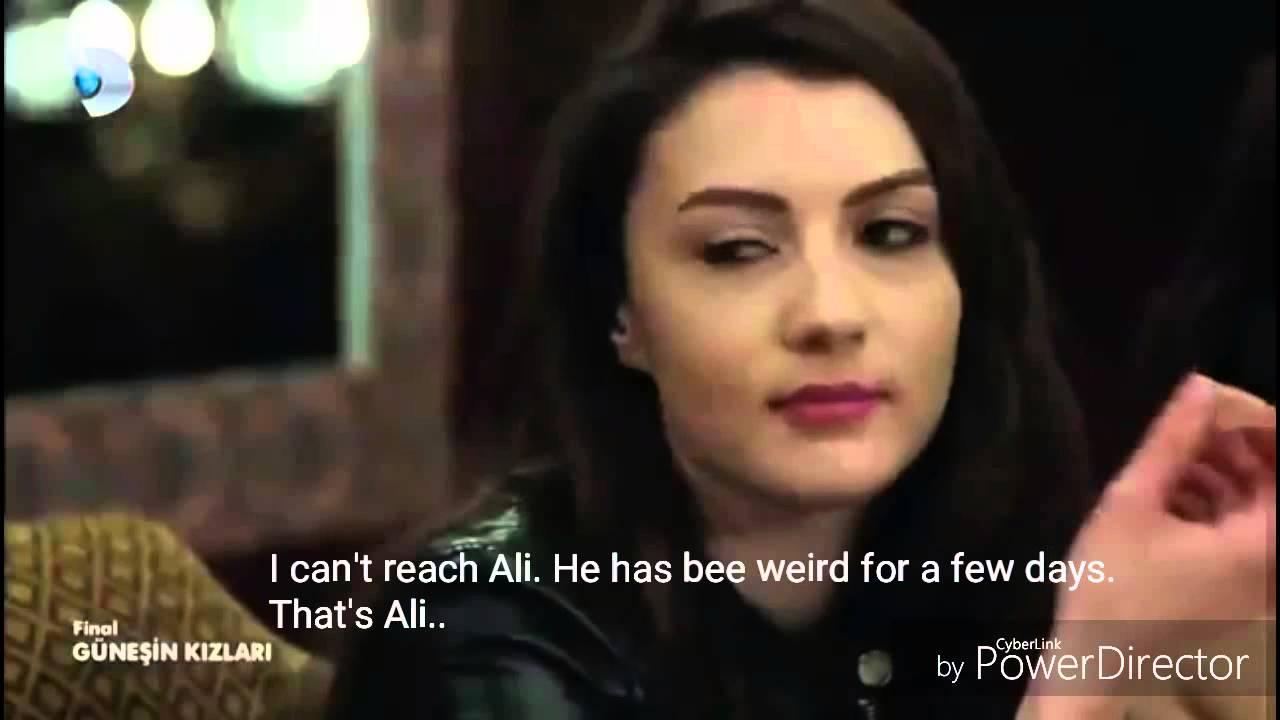 Gunesin Kizlari English Subtitles: Ali, Selin, Nazli, Gunes, Haluk