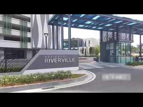 Riverville Residence@Sri Sentosa sale/rent by Lina Lee 0165207891