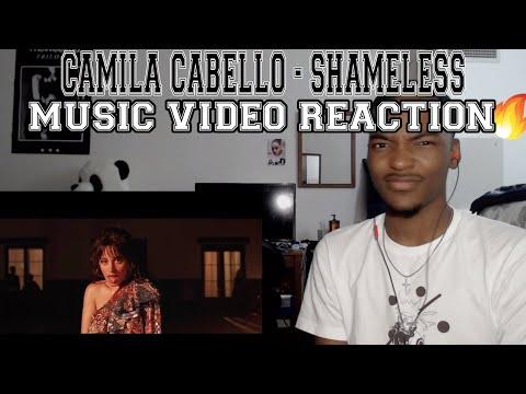camila-cabello---shameless---reaction