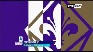 ESPN PROMO   Fiorentina vs Milan - Serie A 20/21