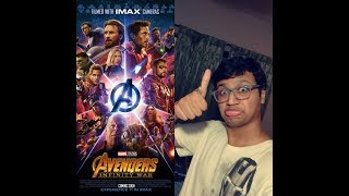 Avengers : Infinity war (Movie Review)