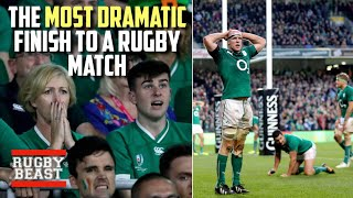 The Most Dramatic Finish to a Rugby Match