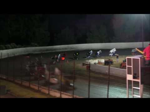 250 Intermediate @ Cycleland Speedway 6-25-16