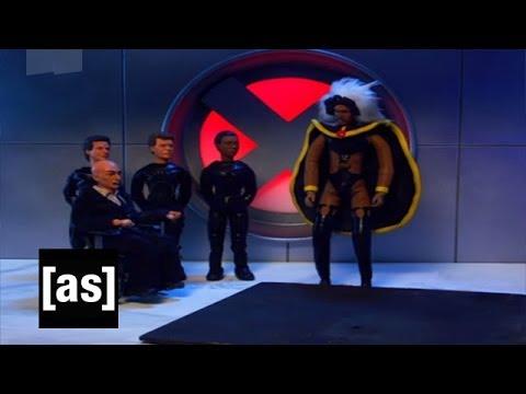 New Recruits  Robot Chicken  Adult Swim