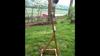 Very Cheap And Simple Easel Design