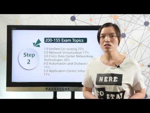 [Passtcert] Cisco CCNA Data Center 200-155 DCICT Dumps, 200-155 Answers