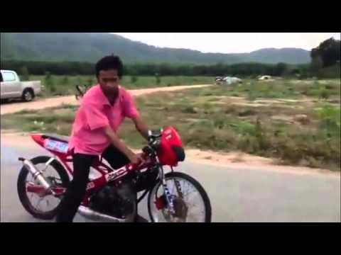 Как сделать из 150 кубового скутера 50 кубов 31