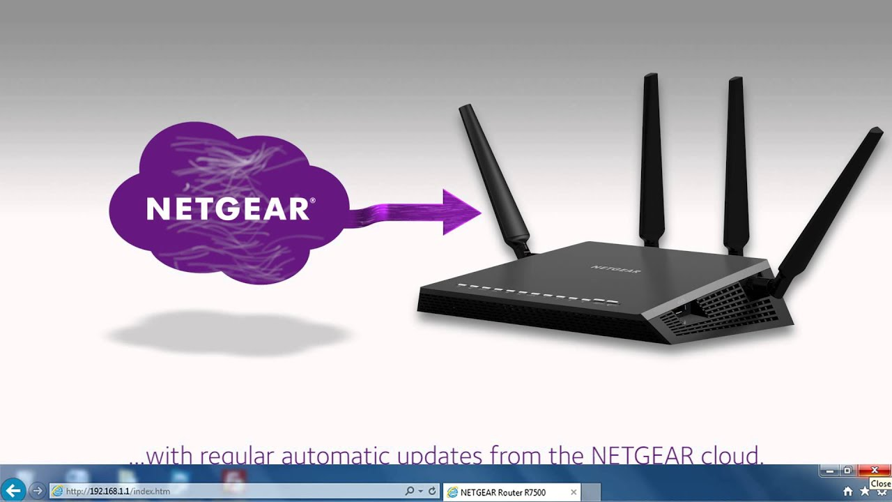 Dynamic QoS Explained with NETGEAR Nighthawk X4 Smart Wireless Router |  R7500