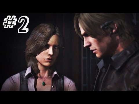 Resident Evil 6 Gameplay Walkthrough Part 10 Lepotitsa Leon