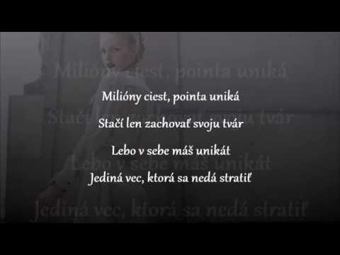 Mária Čírová - Unikát (text)