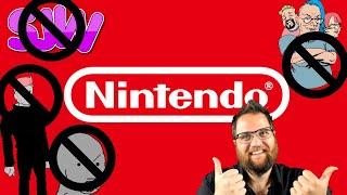 Nintendo Bans Political Messaging! SJW's Very Salty