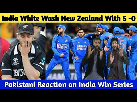 Live: Ind Create History Whitewash NZ 5-0 | Rohit, Kl Rahul & Bumrah Rocked | IndvsNz 5th T20